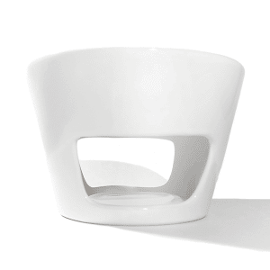 White Cup Duftlampe