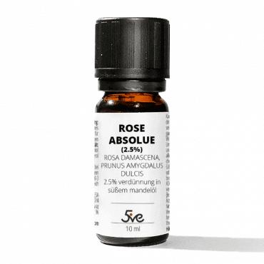 Rosen Öl 2.5% Verdünnung 10ml