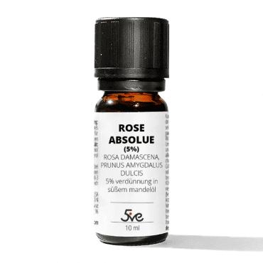 Rosen Öl 5% Verdünnung 10ml