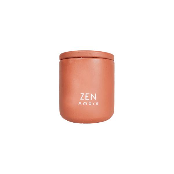 Zen Duftkerze Ambre