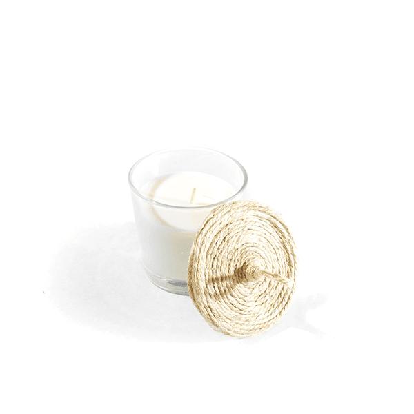 Basic Vanille Duftkerze