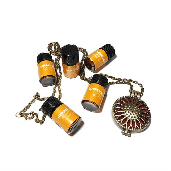 Straight Yellows Öl Set