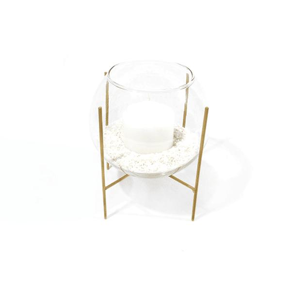 Le Blanc Kerzenhalter Vintage