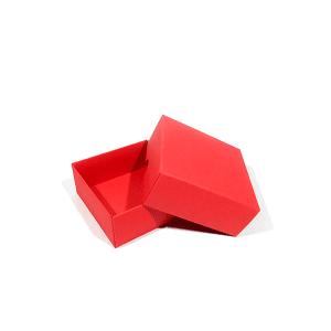 Stülpdeckel-Box (rot)