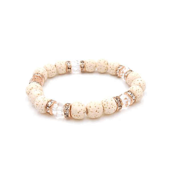 Ivory Lava Armband